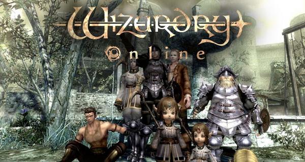 клиентская игра Wizardry Online
