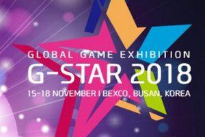 выставка GStar 2018